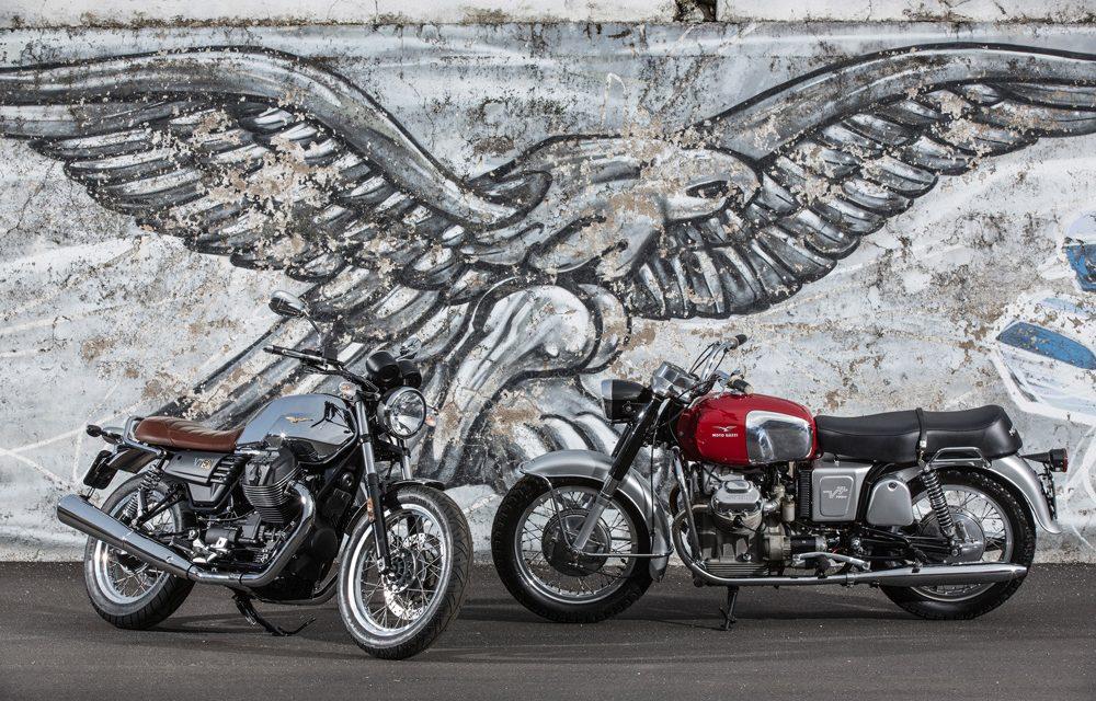 Moto Guzzi celebra su 50 aniversario con nuevas promociones