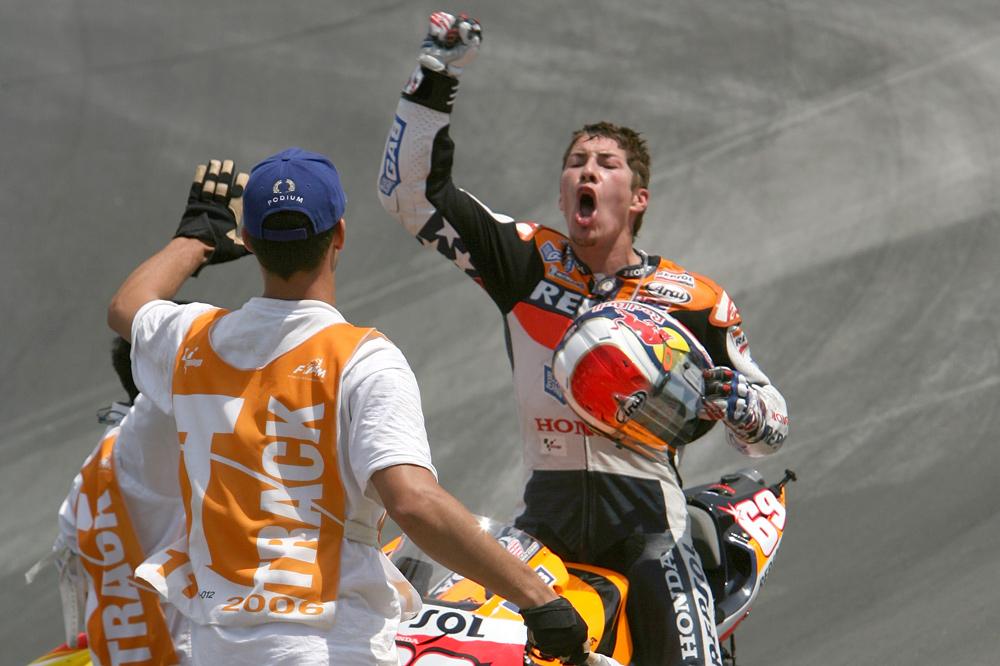 Nicky Hayden, MotoGP 2006
