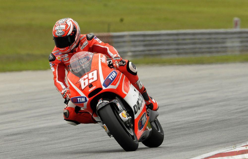 Ducati y ex compañeros de Nicky Hayden expresan sus condolencias