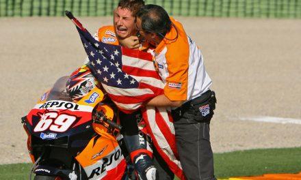 Fallece Nicky Hayden. Adiós al gran campeón de MotoGP americano