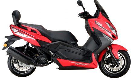 Riya T9: Scooter 125 por menos de 2.500 euros