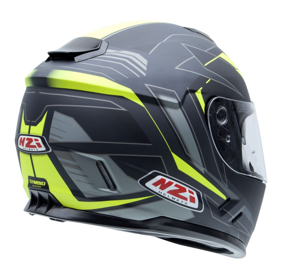 Casco integral Symbio Duo de NZI