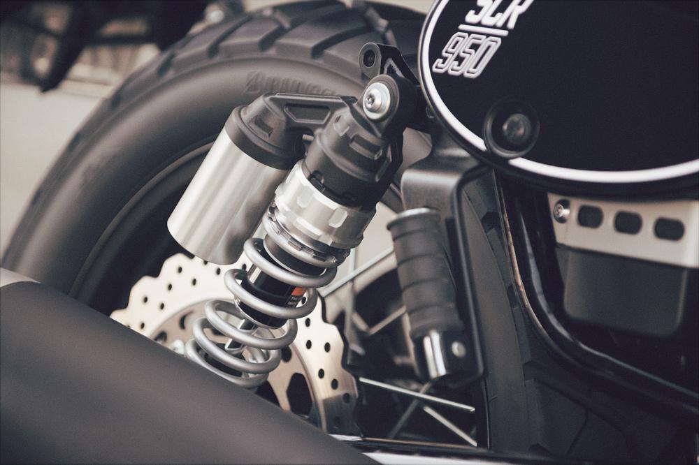 Yamaha SCR 950 amortiguadores