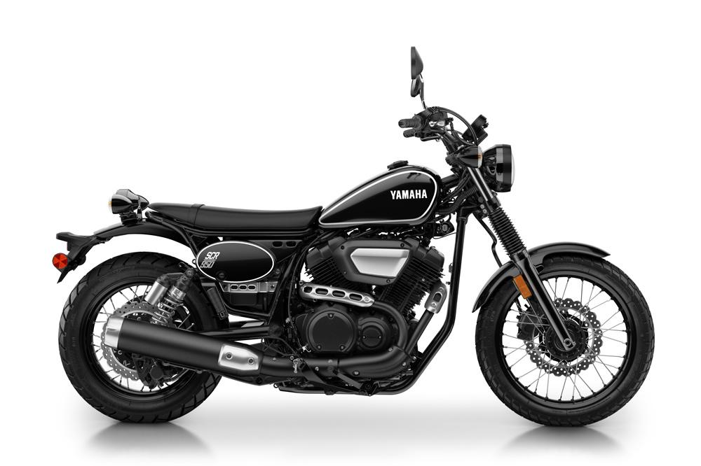 Yamaha SCR 950 Negra