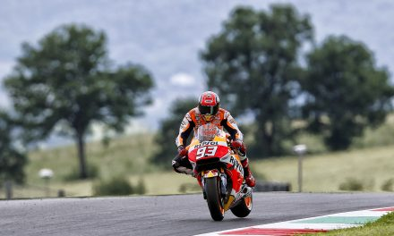 Mugello, próxima parada del Mundial de MotoGP