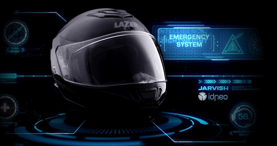 Idneo y Jarvish desarrollarán cascos inteligentes