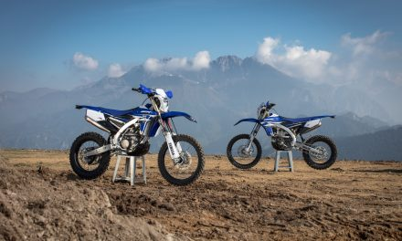 Nuevas Yamaha WR450F y WR250F EnduroGP