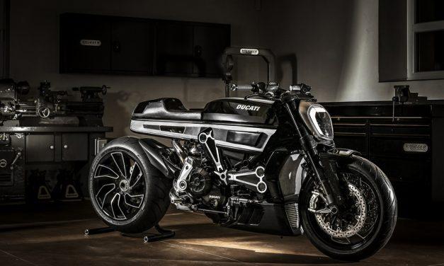 Ducati presentará una nueva XDiavel creada por Fred Krugger