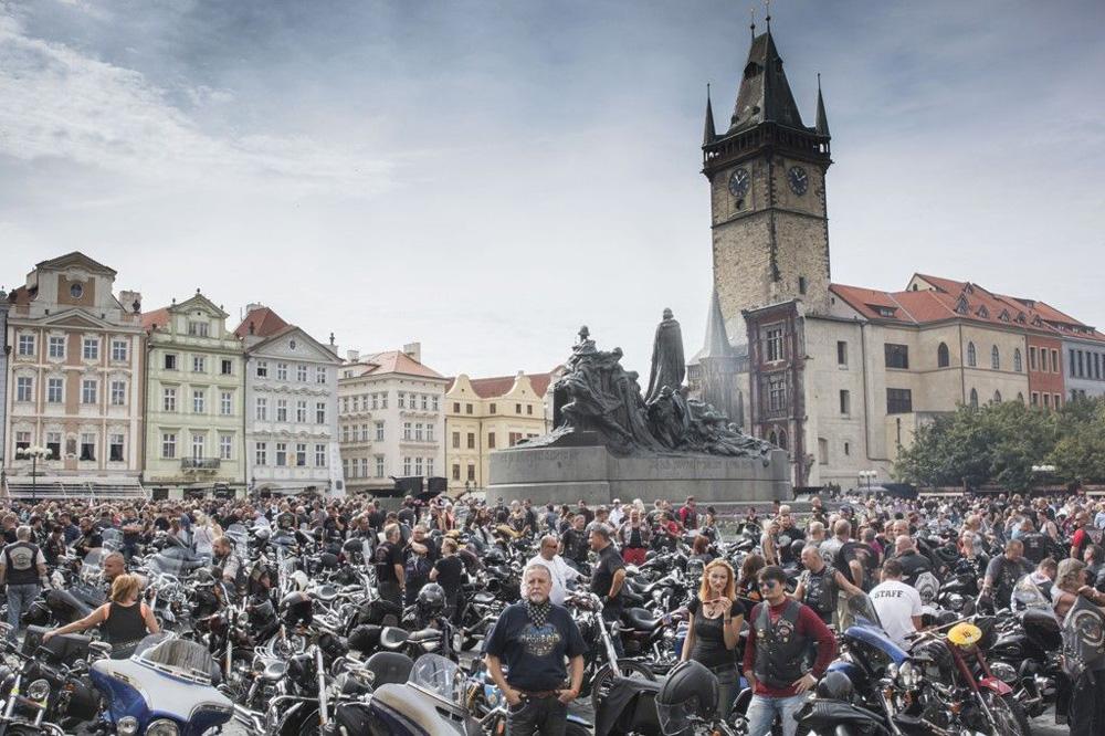 Harley-Davidson 115 Aniversario Praga 2017 III