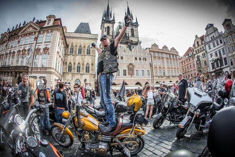 Harley-Davidson 115 Aniversario Praga 2017