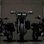 Harley-Davidson Desert Wolves: tres custom para explorar el Sahara