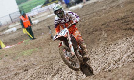 Motocross: Butrón, Larrañaga, Lucas y Congost dominan en Bellpuig