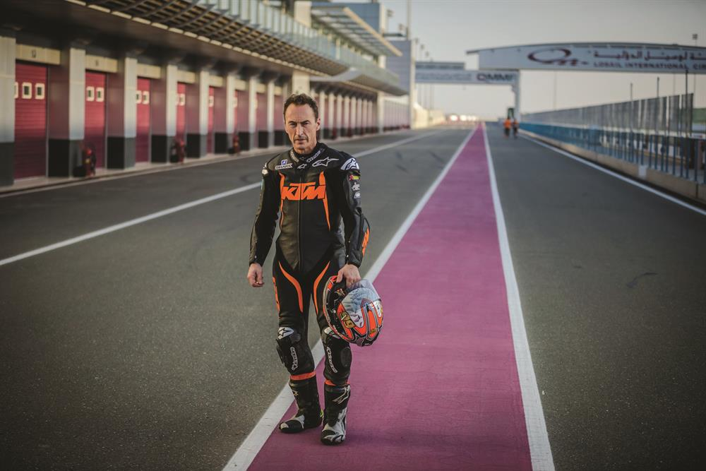 KTM Customer Racing_Jeremy McWilliams