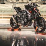 KTM impulsa su división de motocicletas de competición