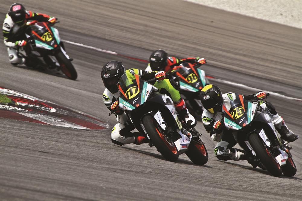 KTM Customer Racing_KTM RC CUP Asia