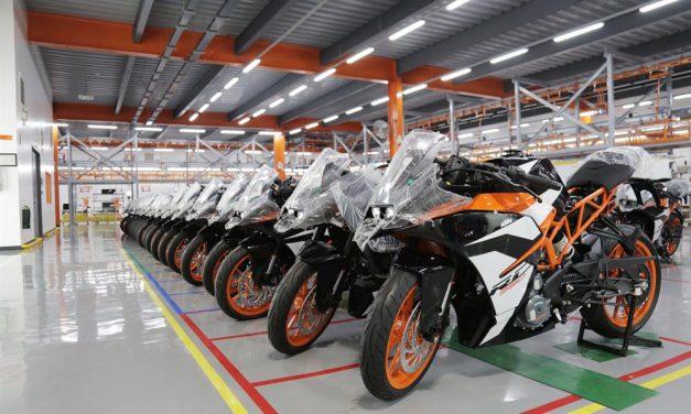 KTM inaugura nueva planta de producción en Filipinas