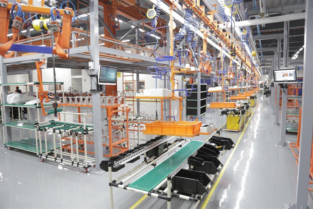 KTM Planta de produccion en Filipinas 2017