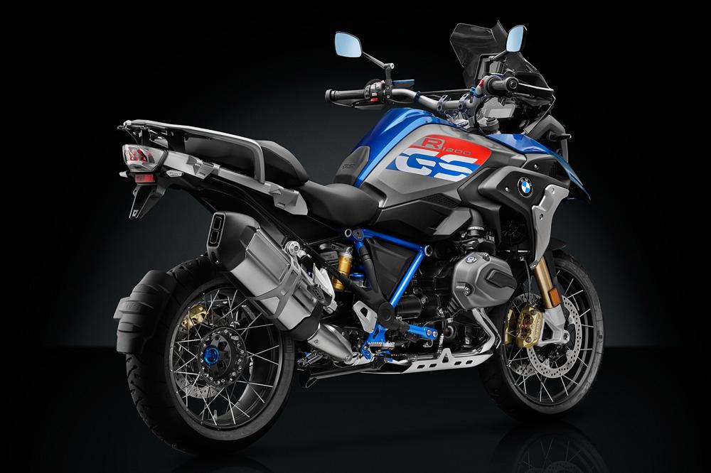 Kit complementos Rizoma para BMW R 1200 GS