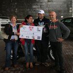 1.739 km en moto en menos de 24 horas por una buena causa