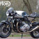 Norton llega a España de la mano de Motorien
