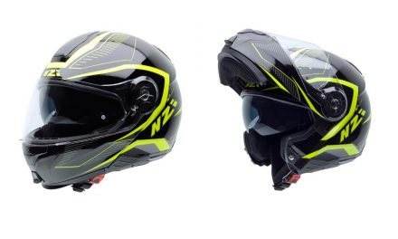 Nuevo casco abatible Combi Sport por NZI