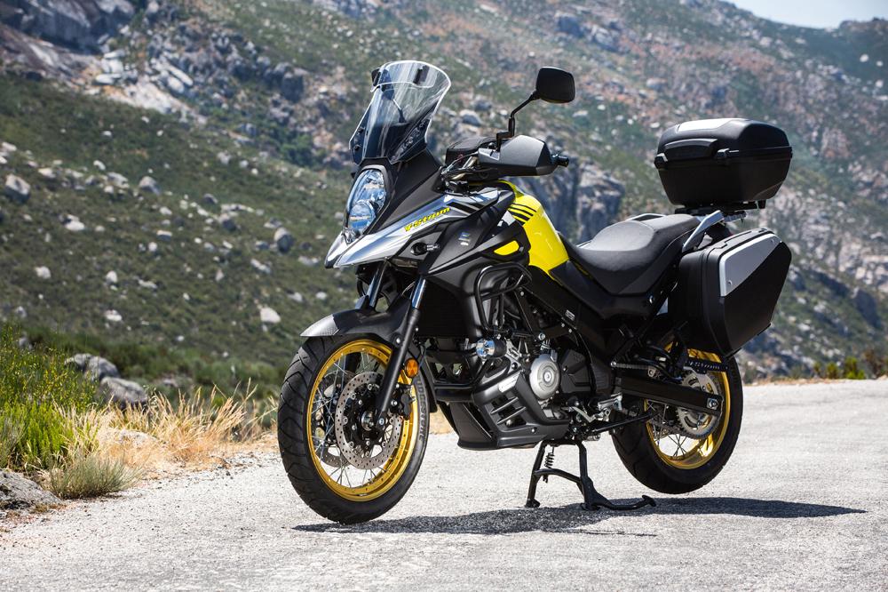 Suzuki V-Strom 1000 y V-Strom 650 Promocion verano III