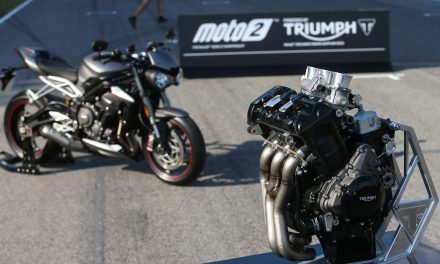 Triumph confirma que hará motores para Moto2 en 2019