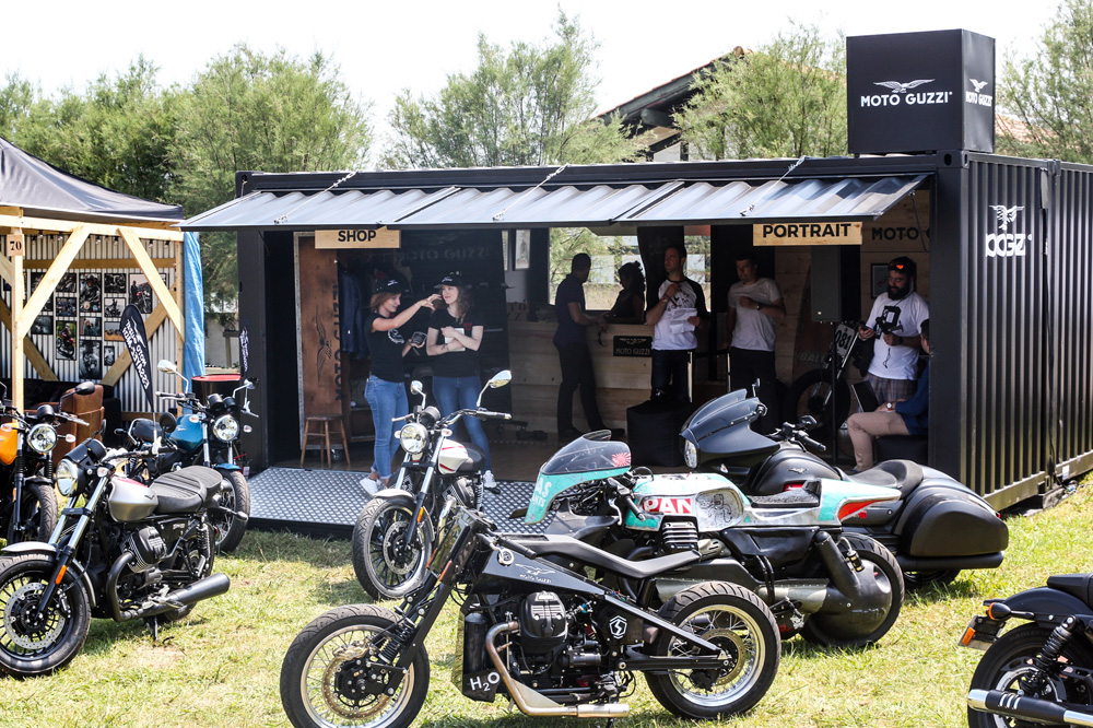 Wheels & Waves Moto Guzzi II 2017