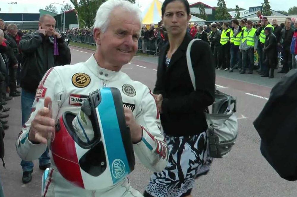 Wil Hartog Campeonato MotoGP Assen 2017
