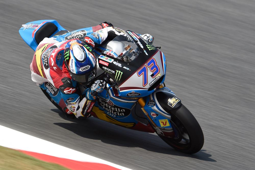 Alex Marquez, victoria en Moto2 en el GP de Catalunya