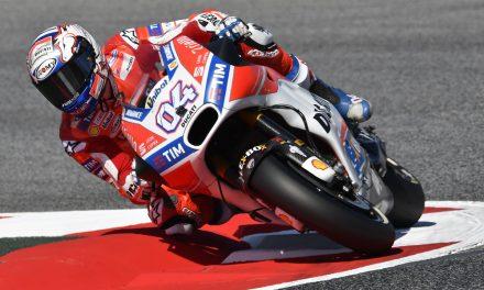 GP de Catalunya 2017: Sorpresa de Dovizioso en MotoGP