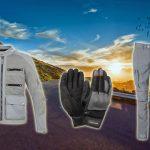 Chaqueta, pantalón y guantes de verano Tucano Urbano