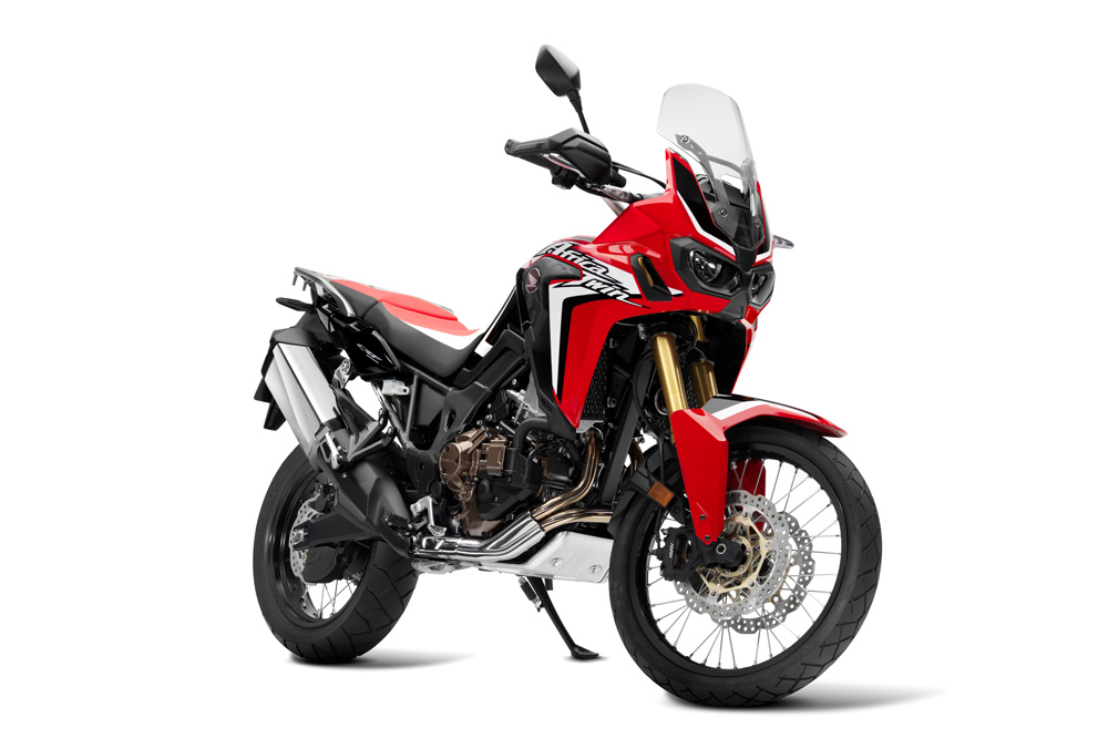 Honda Africa Twin 2017 limitable A2