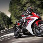 Honda CBR 650 F: Deportiva lógica