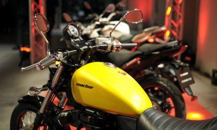 Matriculaciones de motocicletas en España crecen un 3,4 por ciento en mayo