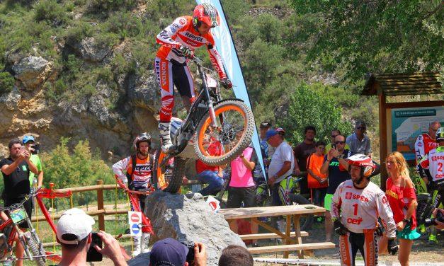 Toni Bou sigue líder de TR1 en el Campeonato de España de Trial