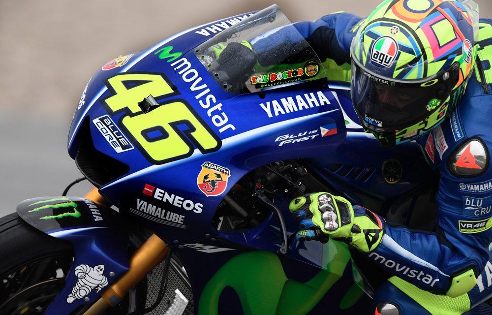 MotoGP Assen 2017: Rossi vuelve