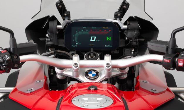 BMW Motorrad le apuesta al futuro de la conectividad