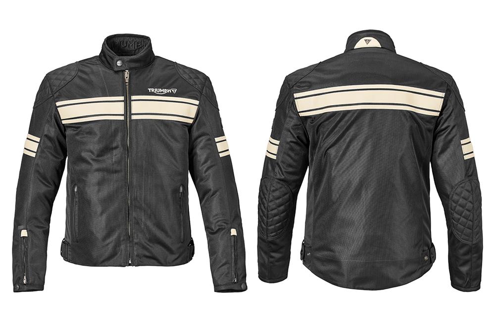 Chaqueta verano moto Rowland de Triumph