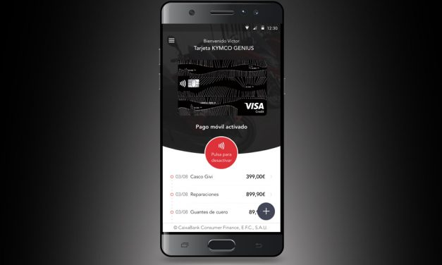 KYMCO PAY: paga lo quieras con tu móvil