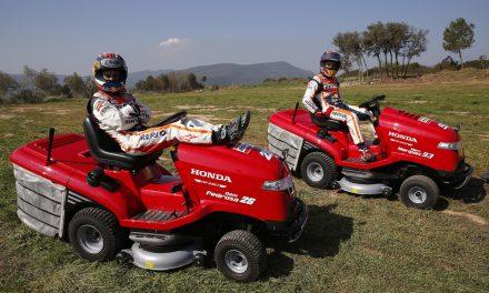 Márquez y Pedrosa se enfrentan ¡a 8 km por hora!