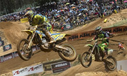 Mundial MX Portugal: Cairoli y Seewer, dominan