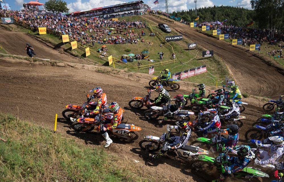 Mundial de Motocross 2017 en República Checa