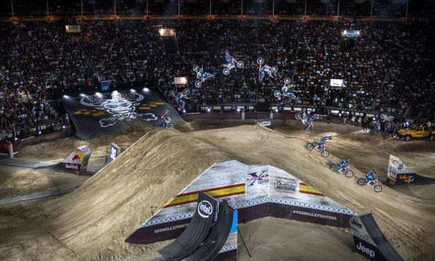 7 motivos para no perderse la Red Bull X-Fighters 2017