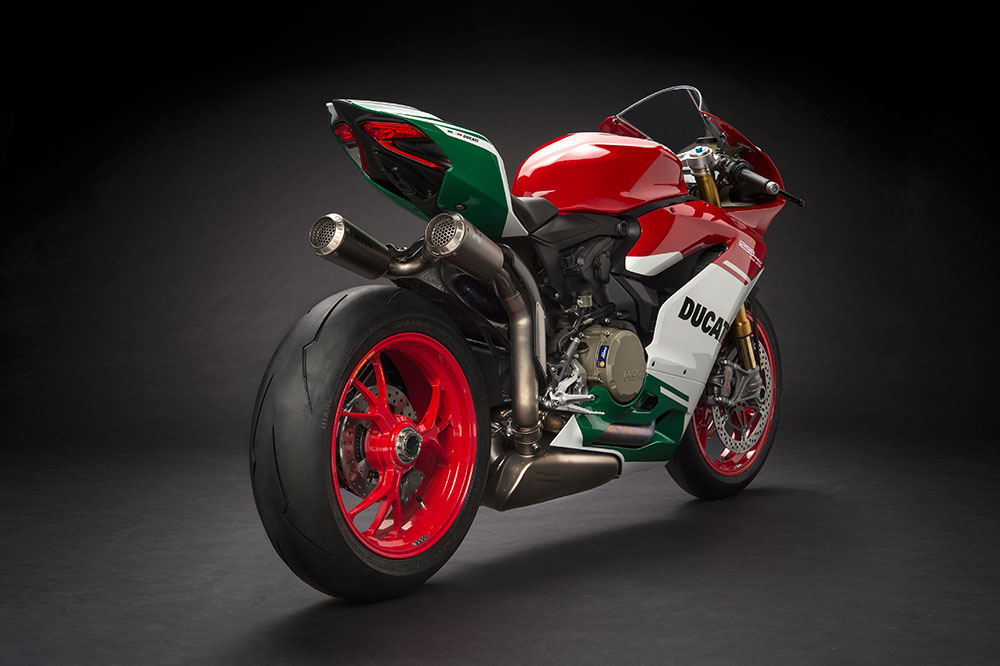 Ducati 1299 Panigale Final Edition 2017