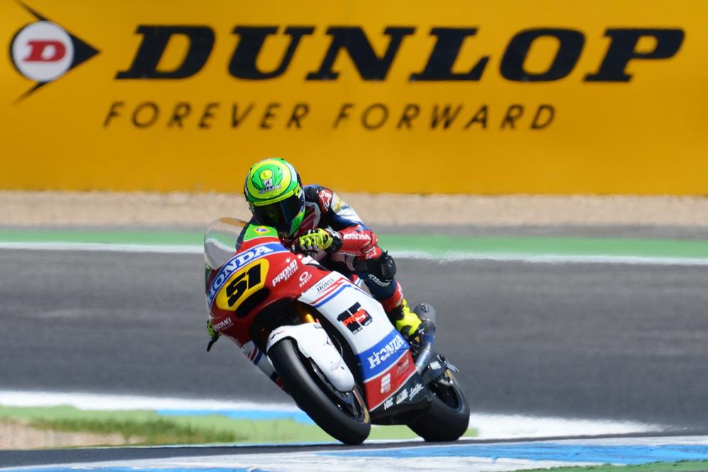 Eric Granado hizo doblete en Moto2 en el FIM CEV Repsol
