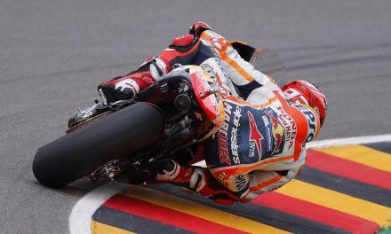 GP Alemania MotoGP: Márquez, victoria y liderato