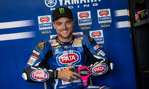 Alex Lowes renueva con el Pata Yamaha World SBK Team
