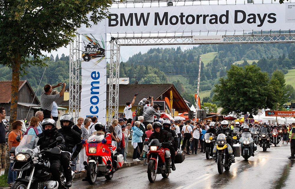 Programa completo de los BMW Motorrad Days 2017
