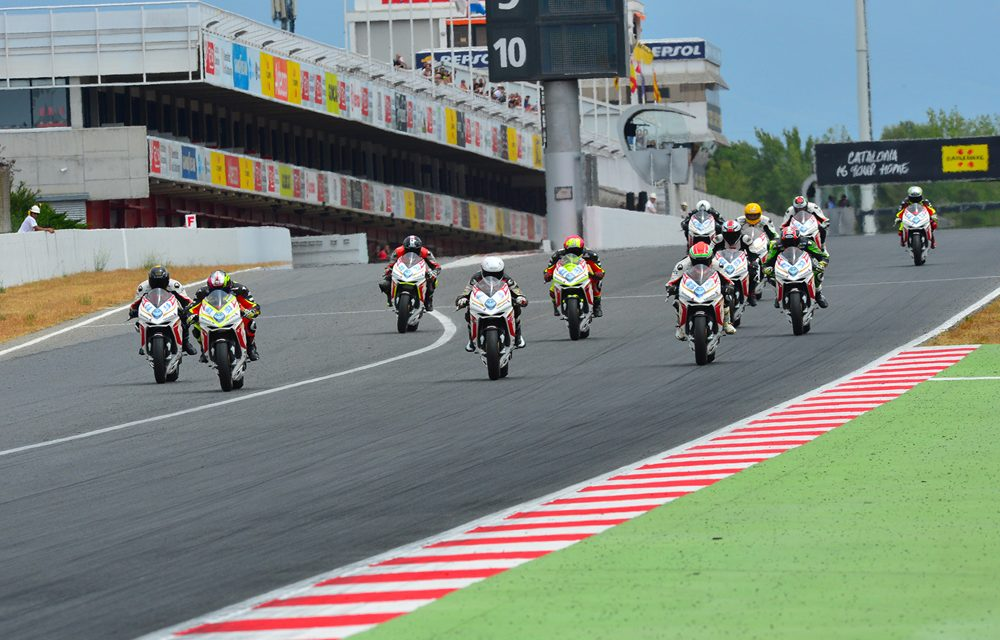 La tercera prueba de la Coppa MV Agusta F3 toma Montmeló